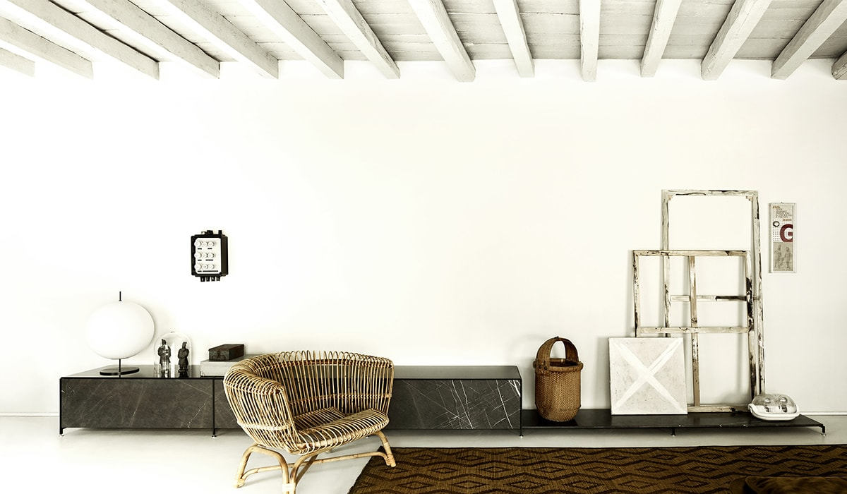 The Milanese house of Boffi