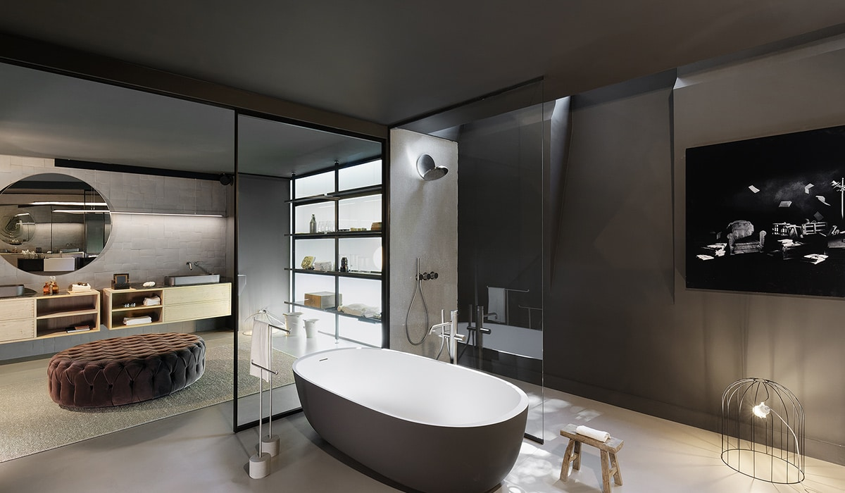 Boffi Bain Paris, new address for bathroom