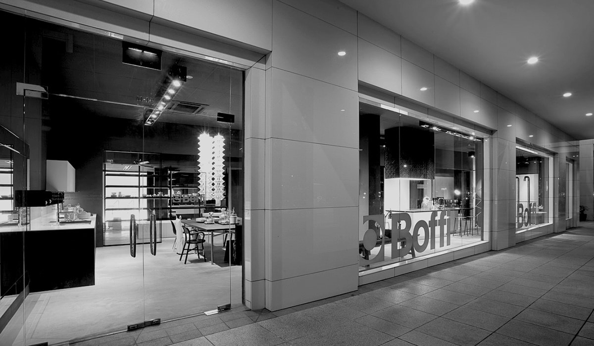 The first directly operated Flagship store in Asia