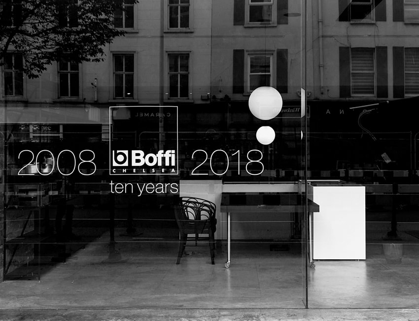 London Design Festival, Boffi Group events