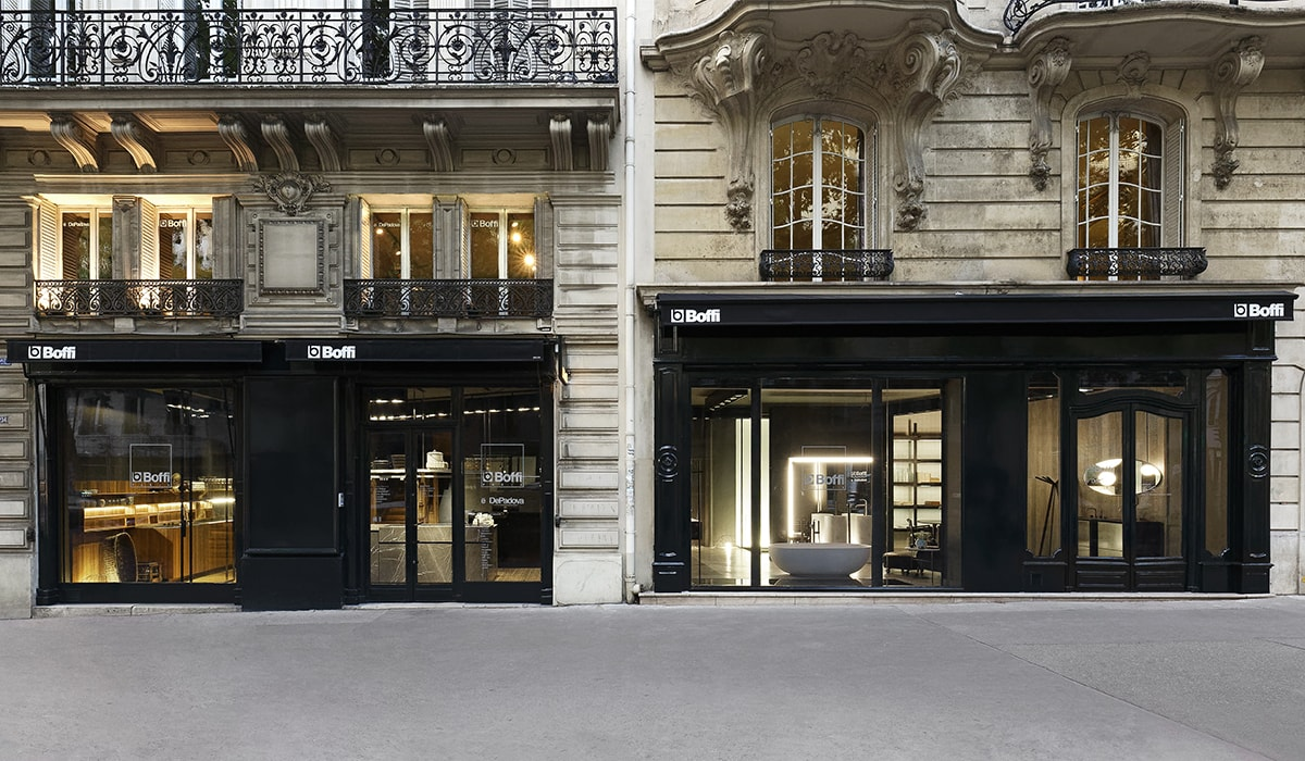 Paris design week gli eventi boffi group