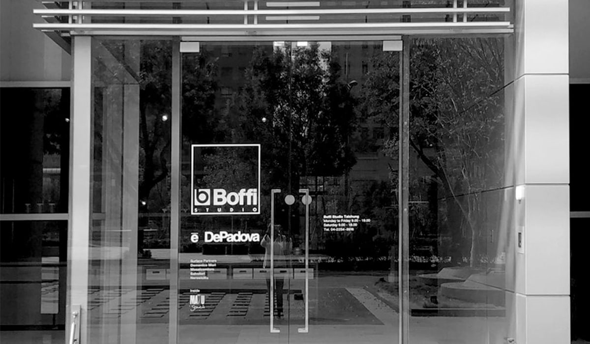 Boffi Group Asia events
