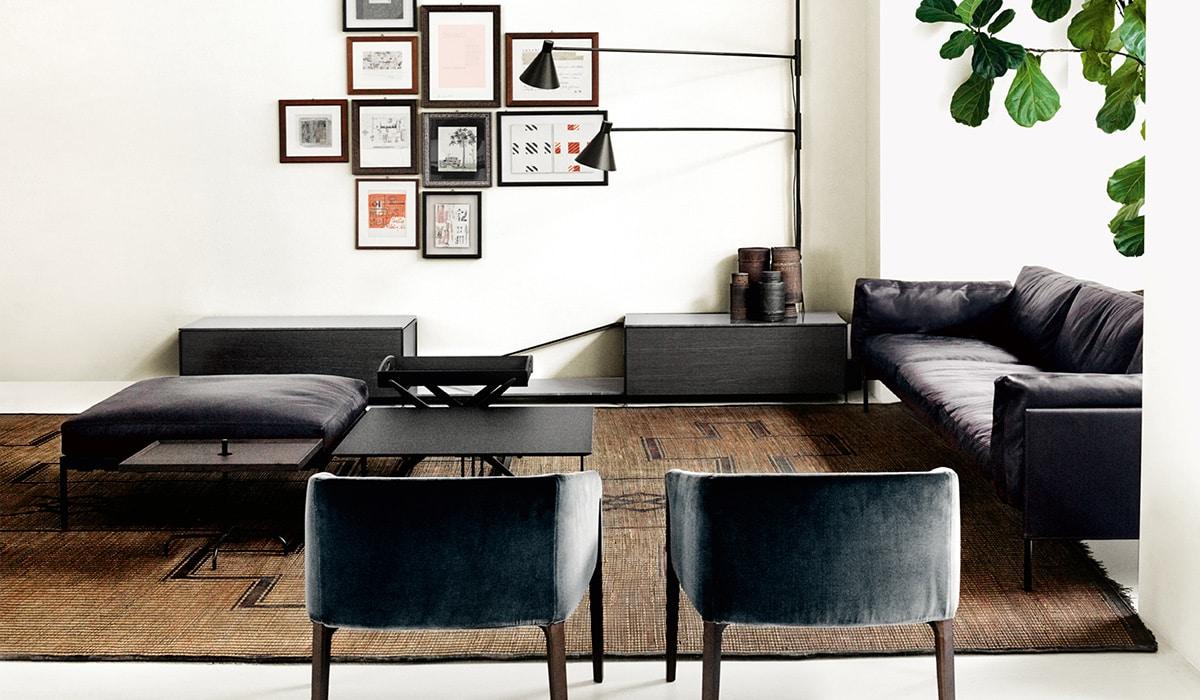 gandellino poltrone e sofa divani componibili e fissi. Black Bedroom Furniture Sets. Home Design Ideas