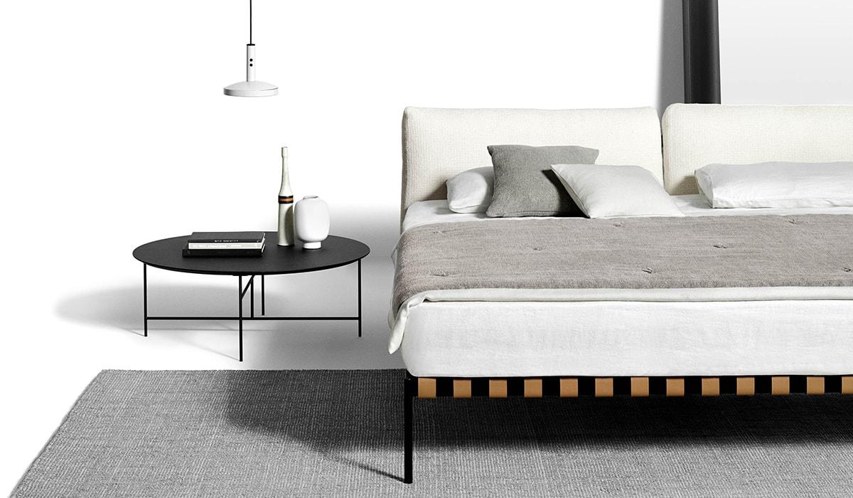Étiquette bed