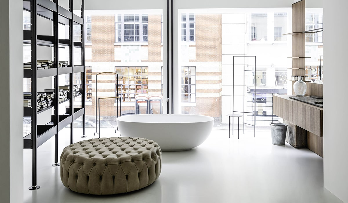 De Padova opens a flagship store in London