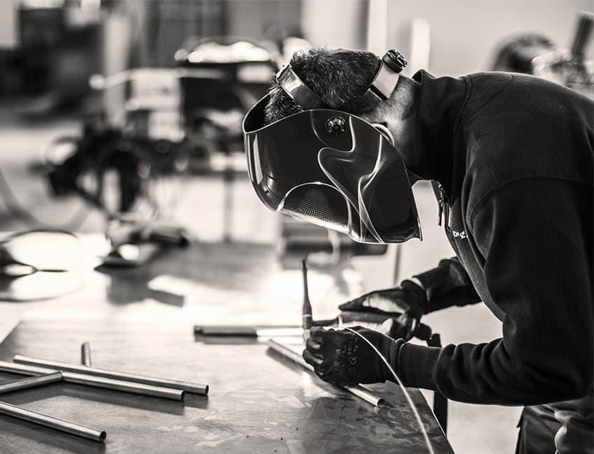 Hand-made: Metals