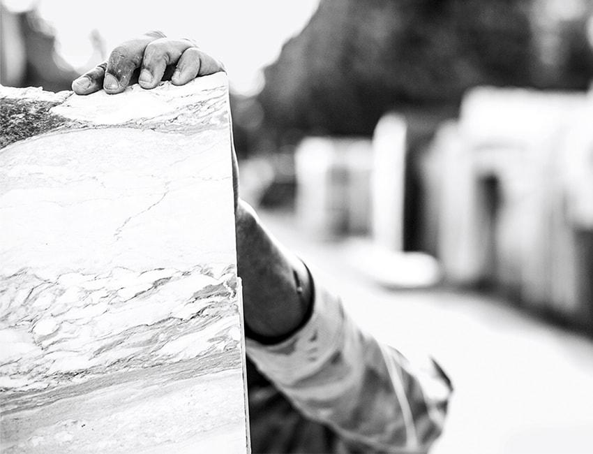 Hand-made: Stones