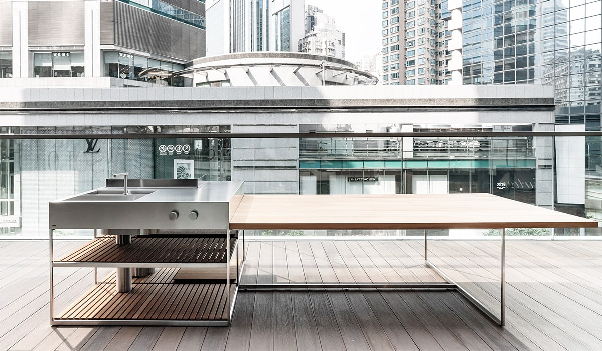 Apertura Boffi | De Padova Studio Hong Kong