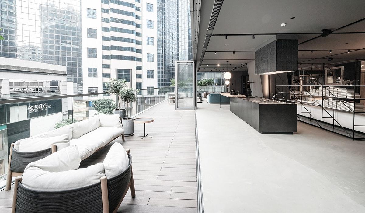 Boffi | De Padova Studio Hong Kong opening