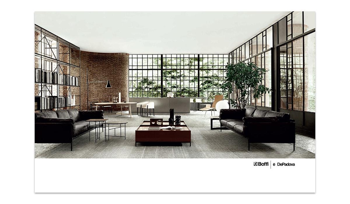 Boffi | De Padova advertising campaign