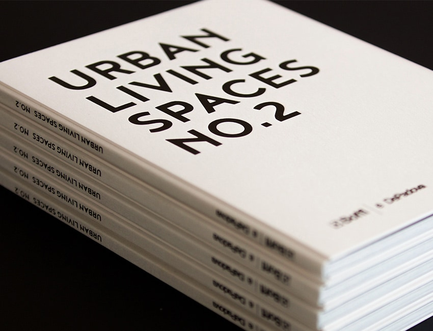 Urban Living Spaces No.2 catalogue