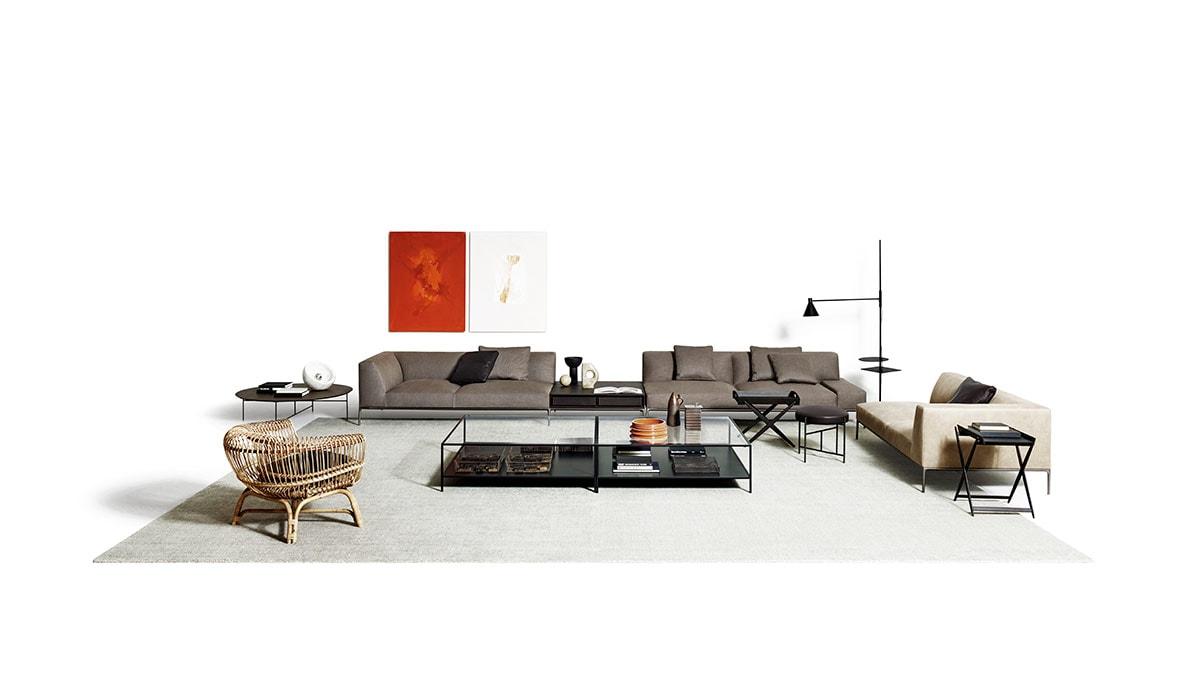 Horizontal Sofa ēdition