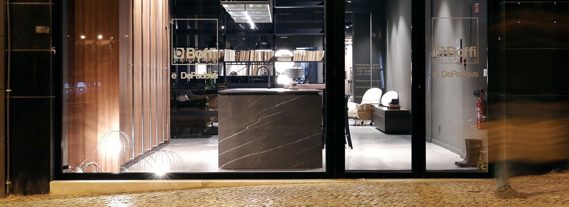 Boffi | De Padova Studio Lisbon