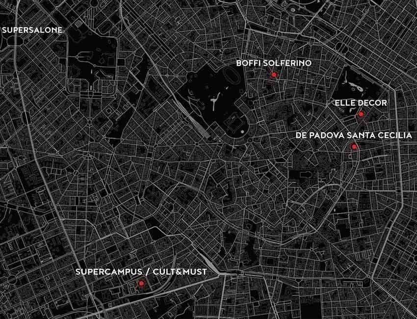 Boffi|DePadova @Milano Design Week 2021