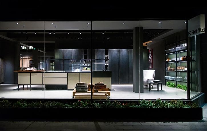 Opening Boffi Studio Shanghai
