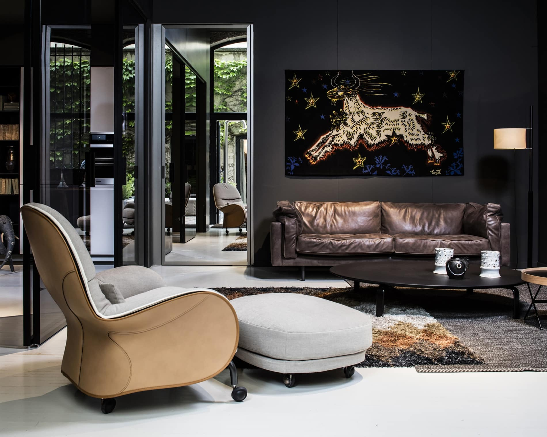 The De Padova collection at Boffi Lyon