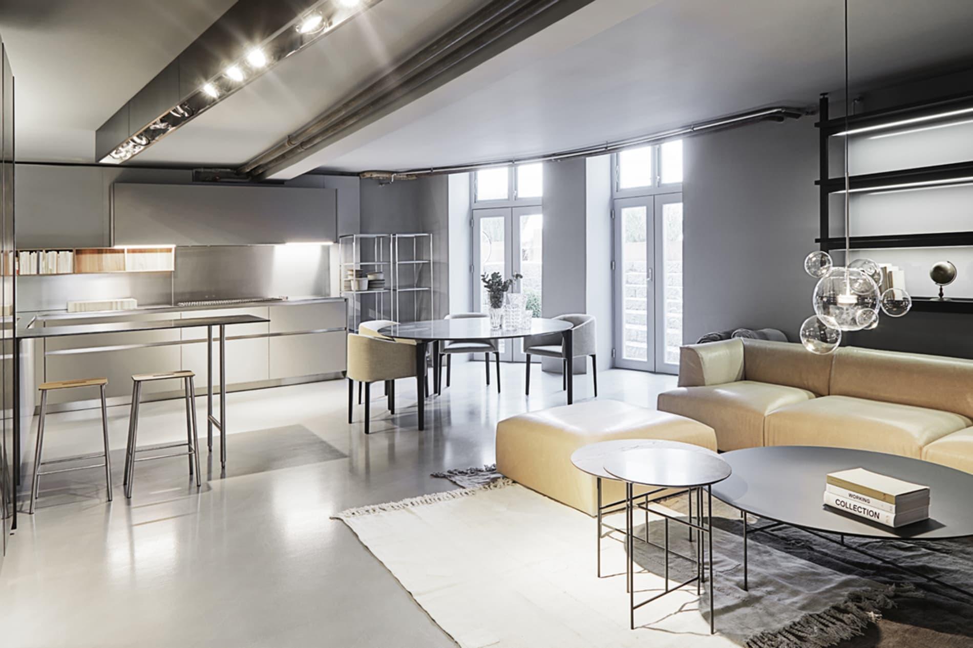 The De Padova collection at Boffi Copenhagen