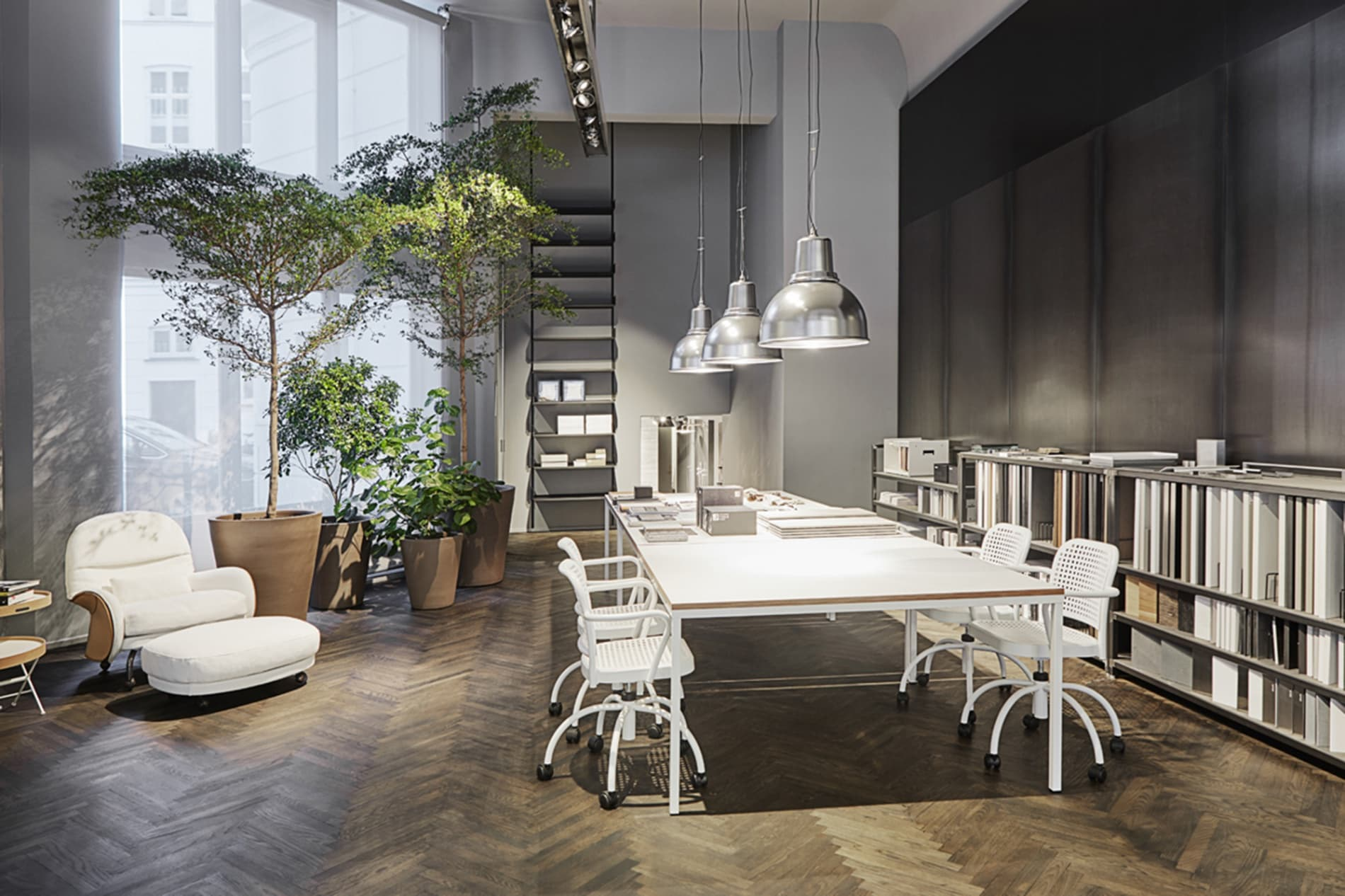 The De Padova collection at Boffi Copenhagen
