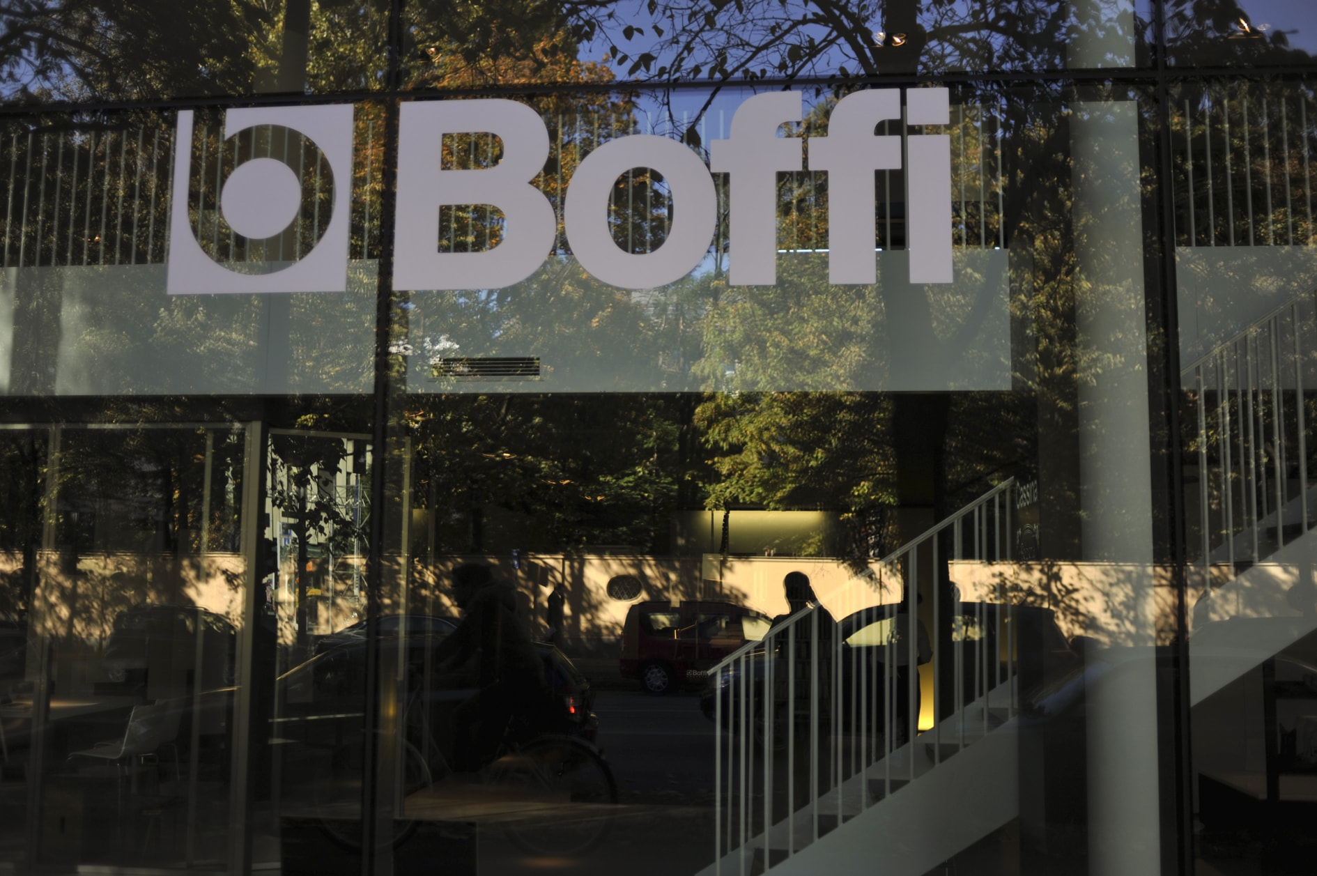 Re-Opening Boffi Muenchen
