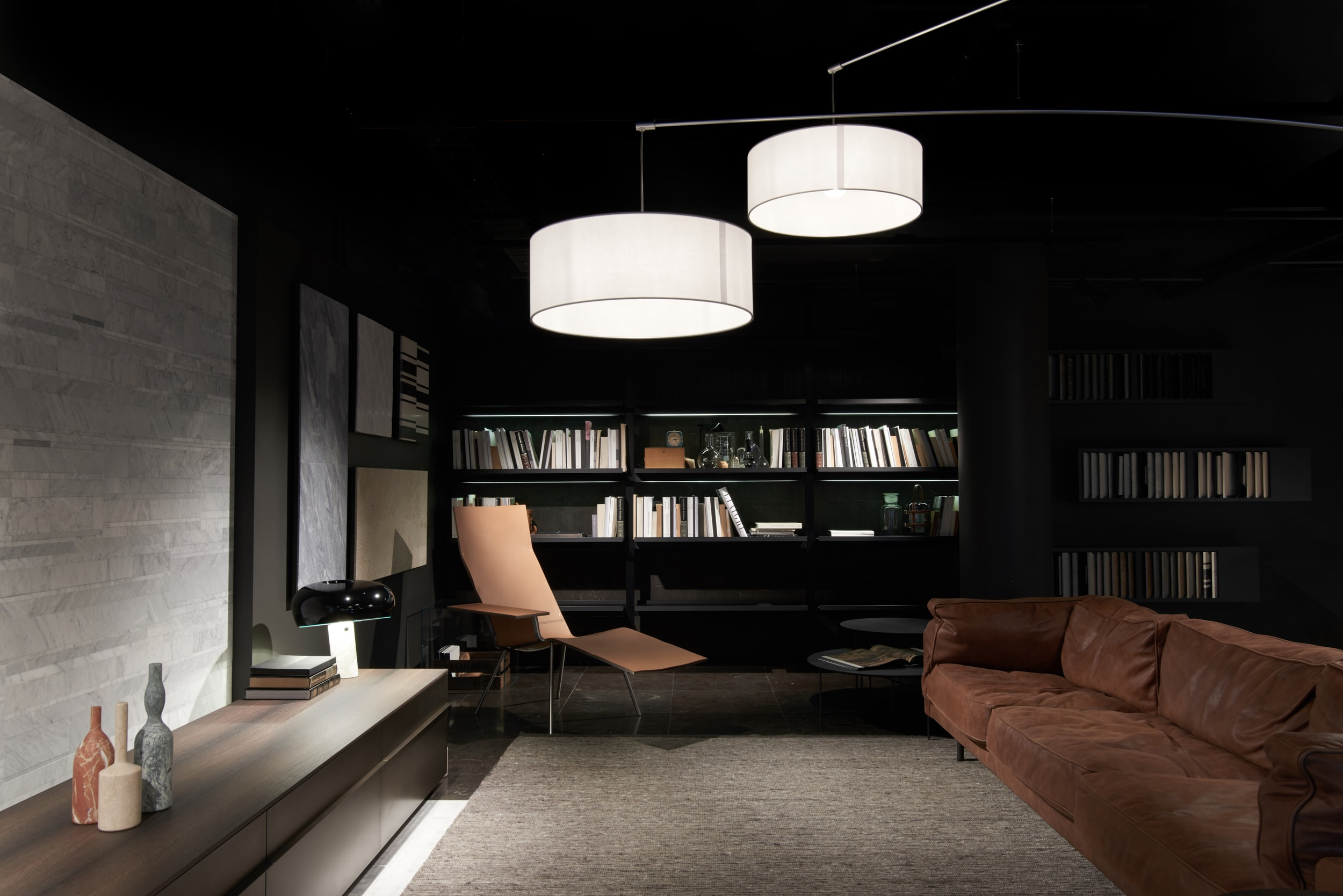 Boffi Studio Sidney presents De Padova collection