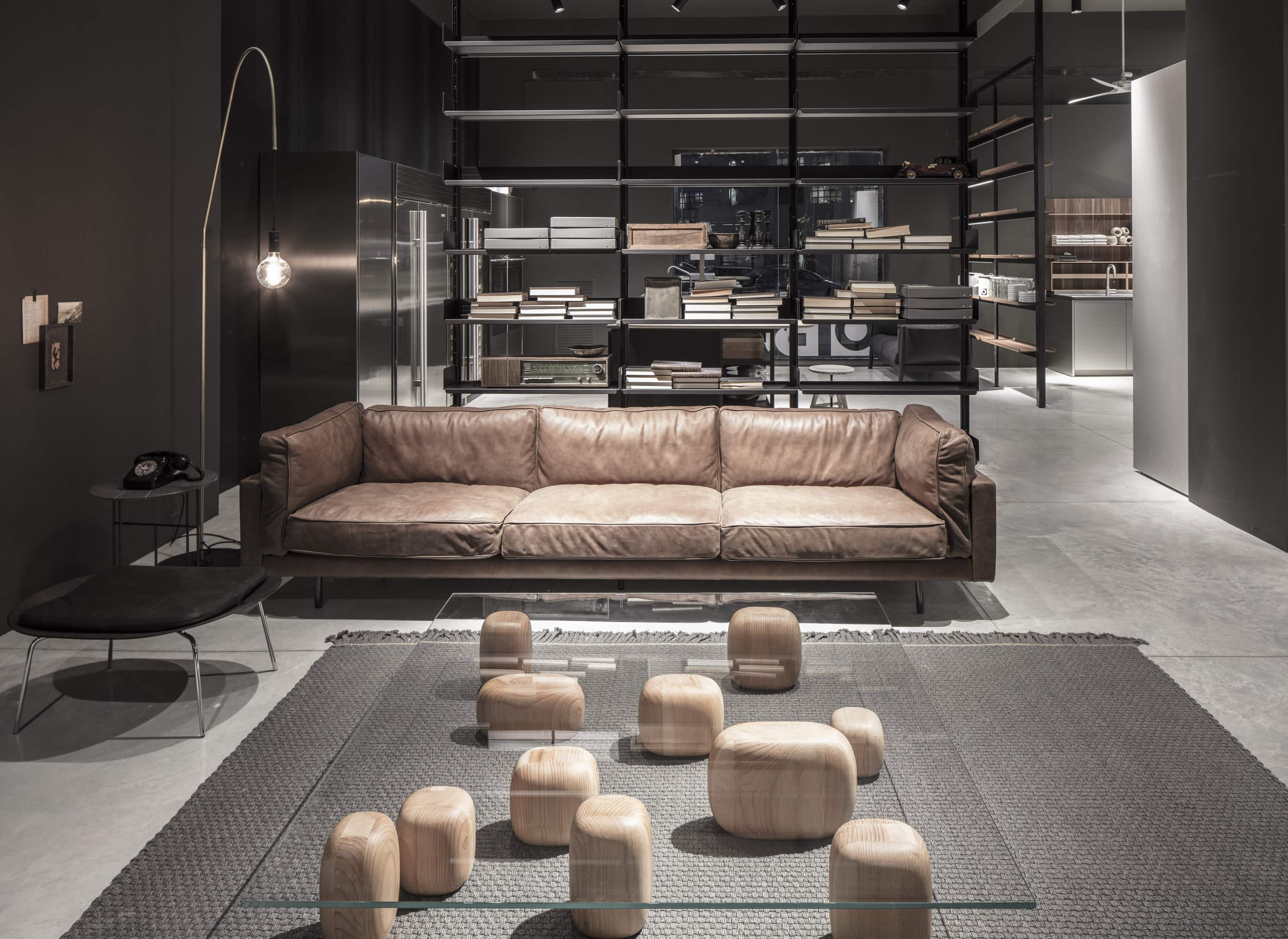 Boffi Studio Tel Aviv presents De Padova collection